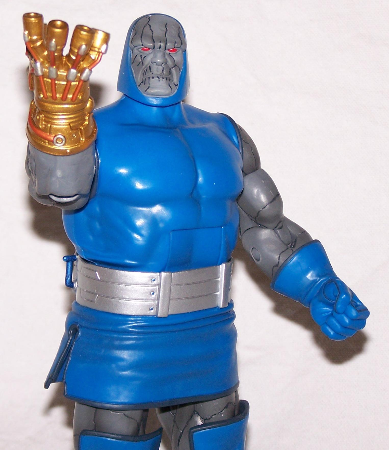 Collect & Connect: Darkseid